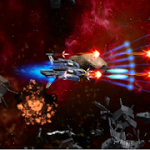 Download 3D Space Shooter: Bullet Hell Meja Infinity v8 APK Full